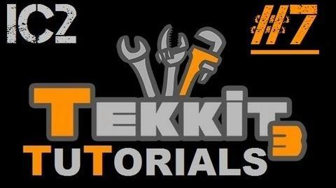 Tekkit Tutorials - IC2 7 - Advanced Machines-2