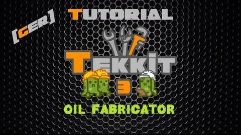 Minecraft Tekkit Classic Tutorial DE HD - Oil Fabricator