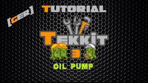 Minecraft Tekkit Classic Tutorial DE HD - Oil Pump