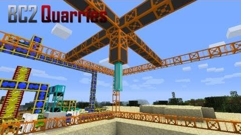 How To Make A Quarry - Tekkit Tutorials