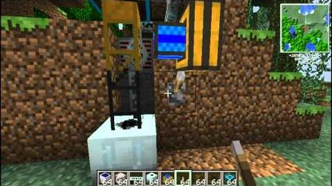 DJ&Riggaz Automatic Extractor System - TEKKIT(BuildCraft)