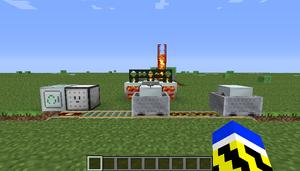 MFE Carts powering MF