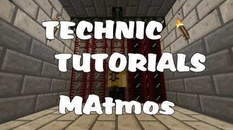 Technic Tutorials 1-3