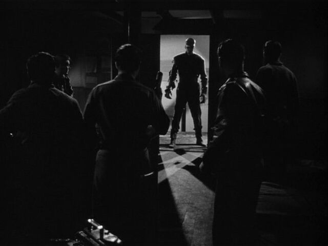 File:The Thing in the Living Quarters - The Thing (1951).jpg