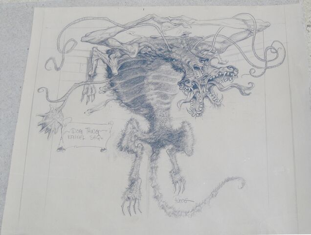 File:Ploog Kennel Thing concept art - The Thing (1982).jpg