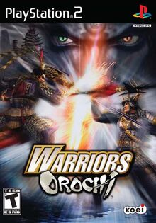 Warriors Orochi (PS2)