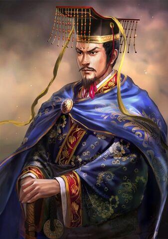 File:Cao Pi (emperor) - RTKXIII.jpg