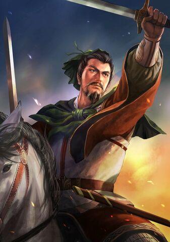 File:Liu Bei (battle old) - RTKXIII.jpg