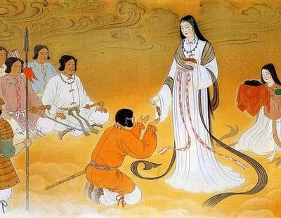 File:Queen Himiko and Wa people.jpg