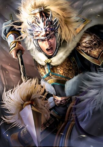 File:Ma Chao (battle high rank young) - RTKXIII.jpg