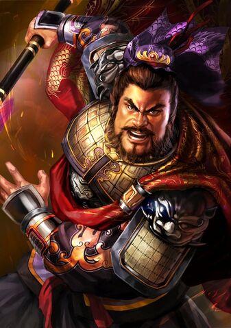 File:Dian Wei (battle high rank young) - RTKXIII.jpg