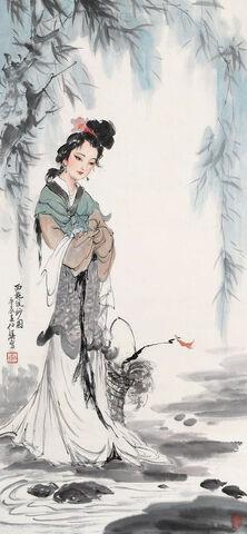 File:Xi Shi (4 Beauties).jpg