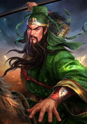 File:Guan Yu (battle young) - RTKXIII.jpg