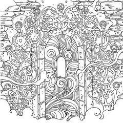Wyrdmark Portal