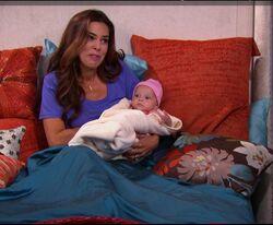 Barb and Baby Chloe Thunderman