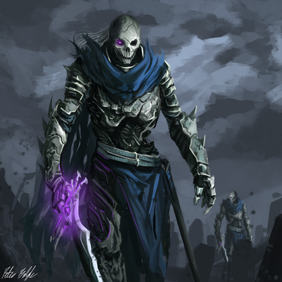 Plague Legion soldier