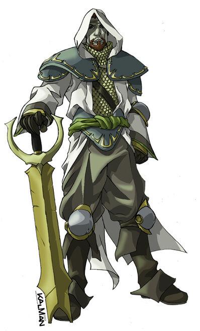 White Dragonborn