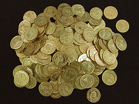 Golden-coins