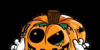 Gunk Pumpkin