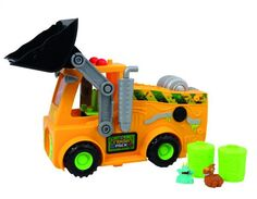 21770 Trash Pack Bulldozer