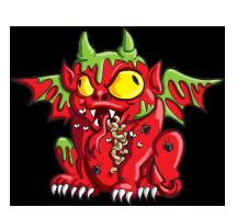 Gunky Gargoyle Artwork