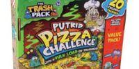 Putrid Pizza Challenge