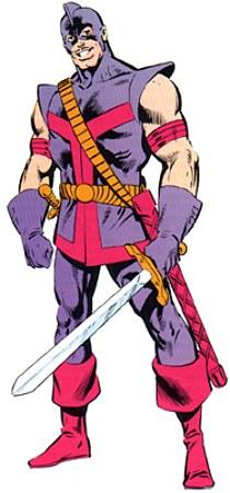 Swordsman 001