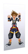 Sora (Card Form) KHII