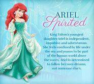 Ariel Spirited
