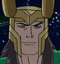 Loki (DisneyMarvel) Portrait