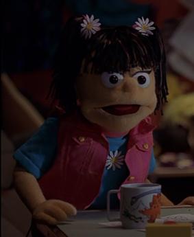 Flora puppet