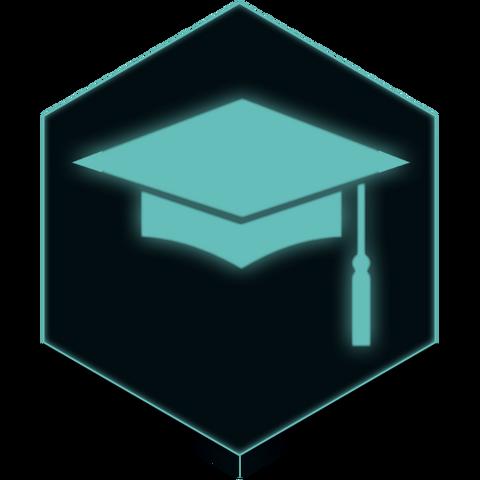 File:Graduation button.png