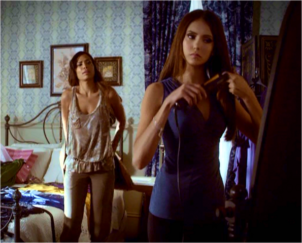File:Lucy and Katherine getting ready.png