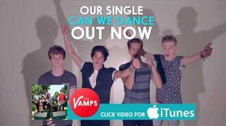 MASSIVE THANK YOU FROM THE VAMPS!