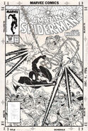 The Amazing Spider-Man Vol 1 -299 Inks