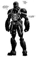 Tony Moore Updated Agent Venom