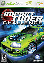 Import Tuner Challenge Coverart