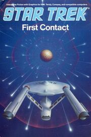 292px-First Contact 1988 game cover