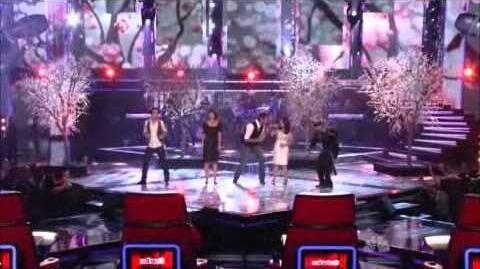 Team Blake- This Love
