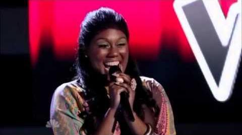 The Voice(NBC) Tarralyn Ramsey - Breathe(Faith Hill)