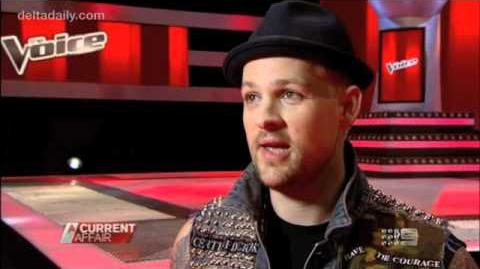 A Current Affair - Behind the scenes of The Voice Australia