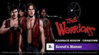 Flashback D Scout's Honor