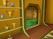 Alfea Hallway Winx Club Game