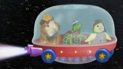 Space-Boat