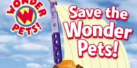 Save the Wonder Pets! (DVD)