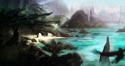 44. Oblivion coast