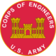 U.S. Army Corps of Engineers, branch plaque
