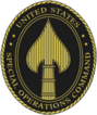 United States Special Operations Command (badge)