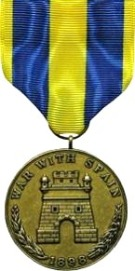 Spanish Campaign Medal (full)