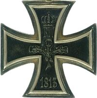 1813 Iron Cross